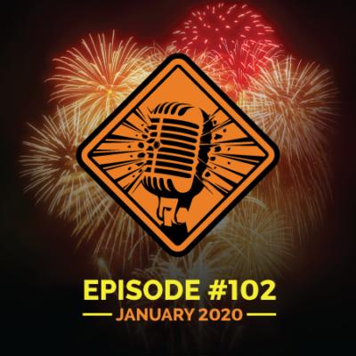 "Fireworks Brigade Pyro Podcast Episode 102 ""Land of 100 Masks"""