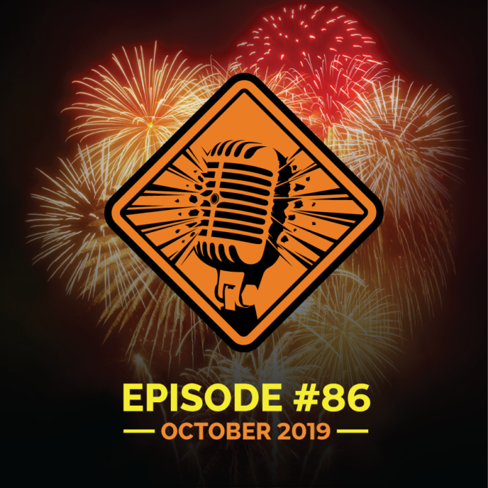 Fireworks Brigade Pyro Podcast Episode 86